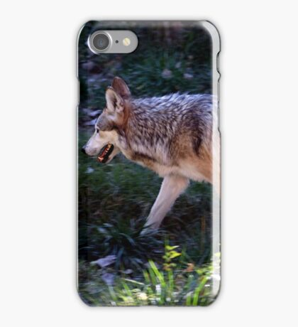 El Lobo iPhone Case/Skin