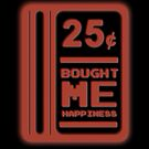 25 Cents = Happiness by thehookshot