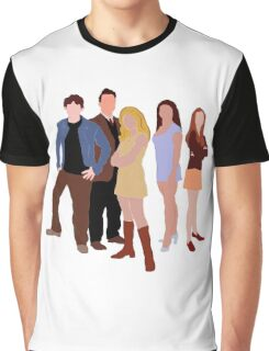 The Original Scoobies Graphic T-Shirt