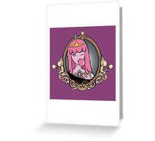 Adventute Time - Princess Bubblegum Greeting Card