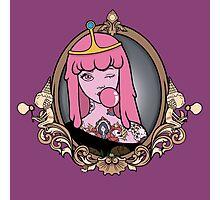 Adventute Time - Princess Bubblegum Photographic Print