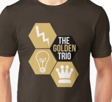 The Golden Trio Unisex T-Shirt