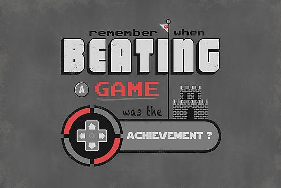 Achievement Accomplished V2 by thehookshot