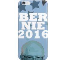Bernie Sanders 2016 Poster iPhone Case/Skin