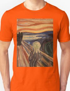 Doctor Who - The Scream (Angels edition) T-Shirt