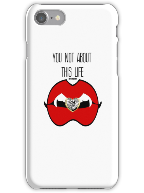 YOU NOT ABOUT THIS VAMPIRE LIFE REVISION™ by Melanie Andujar