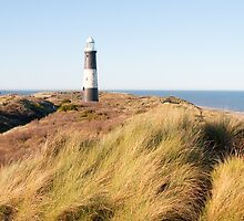 Spurn Point Lighthouse by Imager