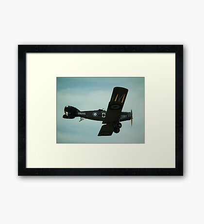 Bristol F2b Framed Print