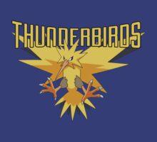 Thunderbirds by arjunhair