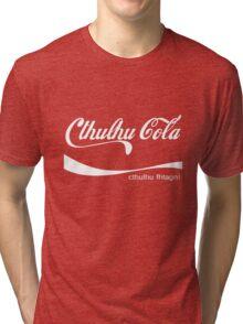 Cthulhu Cola Tri-blend T-Shirt