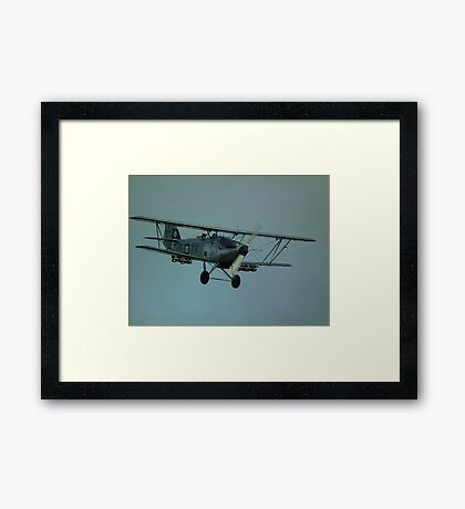 Hawker Hind(Afghan) Framed Print