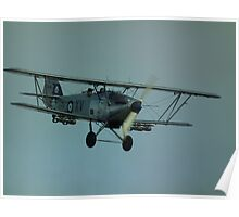 Hawker Hind(Afghan) Poster