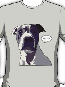 Officer Murphy is a dog of few words T-Shirt