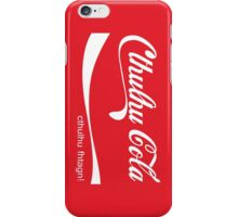 Cthulhu Cola iPhone Case/Skin
