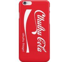 Cthulhu Cola iPhone Case/Skin