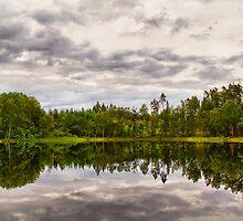 Harasjomala Lake by MishoJx