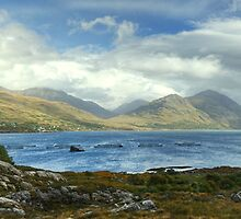Upper Loch Torridon #2 by VoluntaryRanger