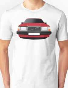 Volvo 740 red T-Shirt
