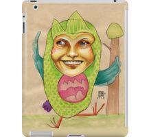 Owl Right iPad Case/Skin