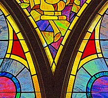 Stained Glass by Thomas Eggert