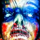 Nightmares (Print) by VON ZOMBIE ™©®