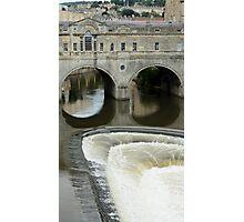 Pulteney Bridge Photographic Print