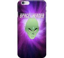 Space Heroes iPhone Case/Skin