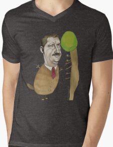 Mr. Beever Mens V-Neck T-Shirt
