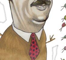 Mr. Beever Sticker