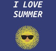 I LOVE SUMMER by lrenato