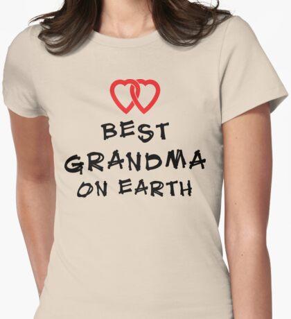 "Grandma ""Best Grandma on Earth"" T-Shirt"