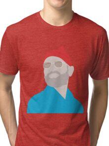 Bill Murray The Life Aquatic  Tri-blend T-Shirt