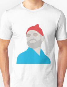 Bill Murray The Life Aquatic  Unisex T-Shirt