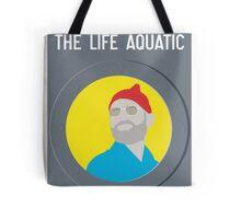 Bill Murray The Life Aquatic  Tote Bag
