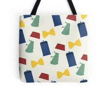 Doctor Who Items Tote Bag