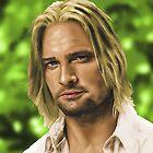 James 'Sawyer' Ford by StevePaulMyers