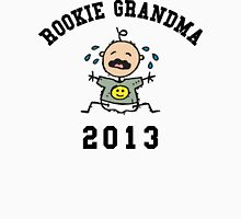 Funny New Grandma 2013 Womens Fitted T-Shirt