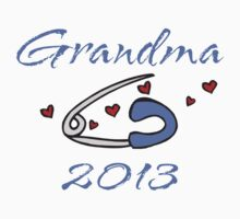 New Grandson 2013 by FamilyT-Shirts