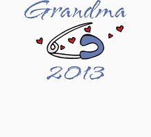 New Grandson 2013 Womens Fitted T-Shirt