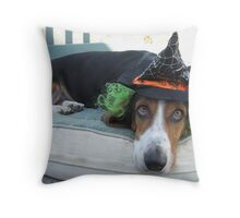 Lunabelle Witch 2012 Throw Pillow