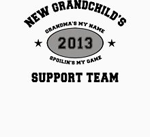 New Grandchild 2013 Womens Fitted T-Shirt