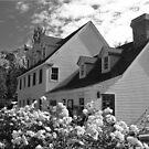 Farm House by Chet  King