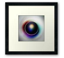 Modular Phaze Theory Sol Framed Print
