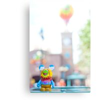 Muppet 3D Vinylmation in Hollywood Studios Metal Print
