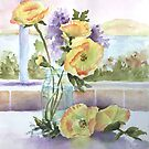 Sue's Poppies by Bobbi Price