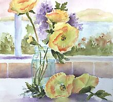 Sue's Poppies by Bobbi Price