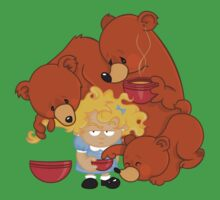Goldilocks and the Three Bears Kids Clothes