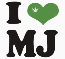 I LOVE MJ by mouseman