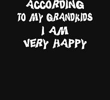 Funny Grandma Womens Fitted T-Shirt