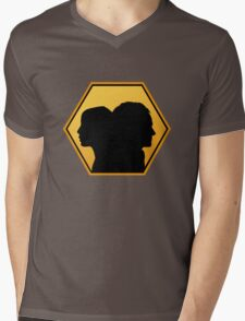 Bees, my dear Watson Mens V-Neck T-Shirt